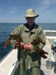 Experienced Fishermen - Cabot Fishermen's Co-op Association, PEI, Canada